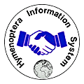Sponsorship from the Hymenoptera Information System